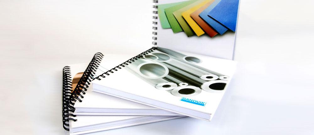 Caderno Personalizado para Empresas