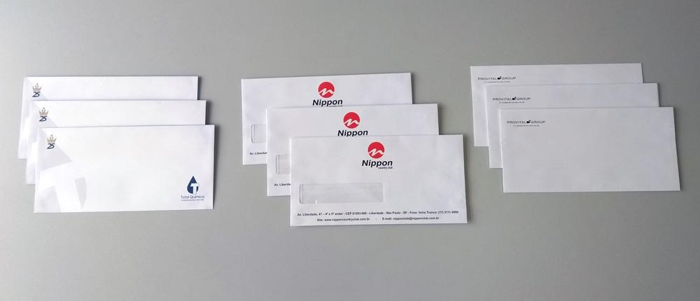 Envelopes para oficio