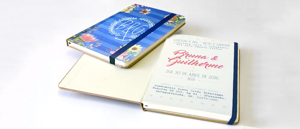 Caderneta Personalizada Moleskine para Empresas
