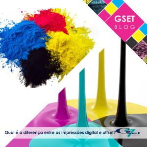 Impressao Digital e Impressao Offset