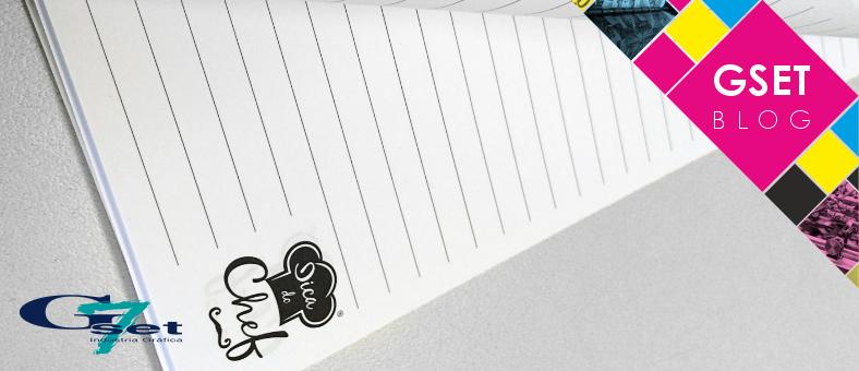 Caderno Personalizado de Receitas