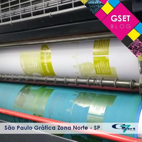 Gráfica na Zona Norte São Paulo - SP
