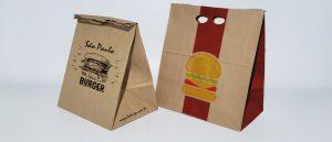 Saco para Delivery Personalizado - 1