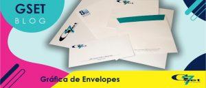 Impressão de Envelopes personalizados