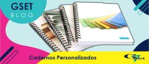 Cadernos Personalizados